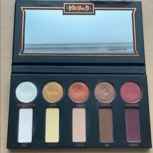 Kay Von D Metal Matte Mini Eyeshadow Palette